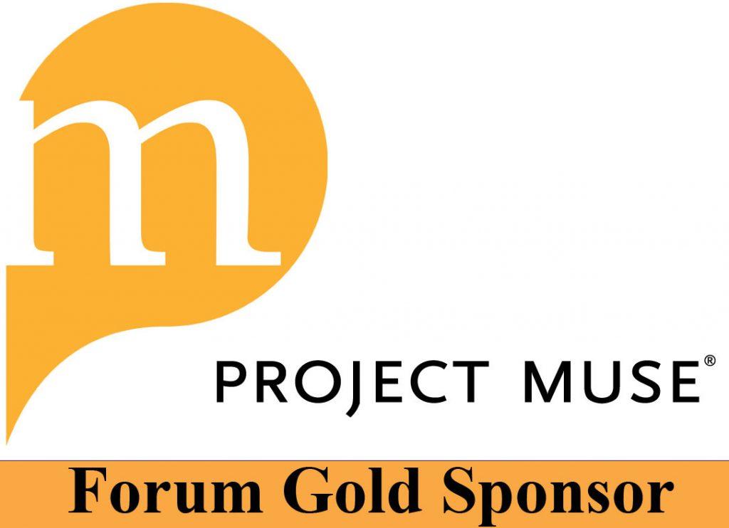 Project Muse Logo - Forum Gold Sponsor